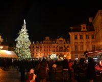 Πράγα: Χριστούγεννα σαν από διήγημα του Κάφκα