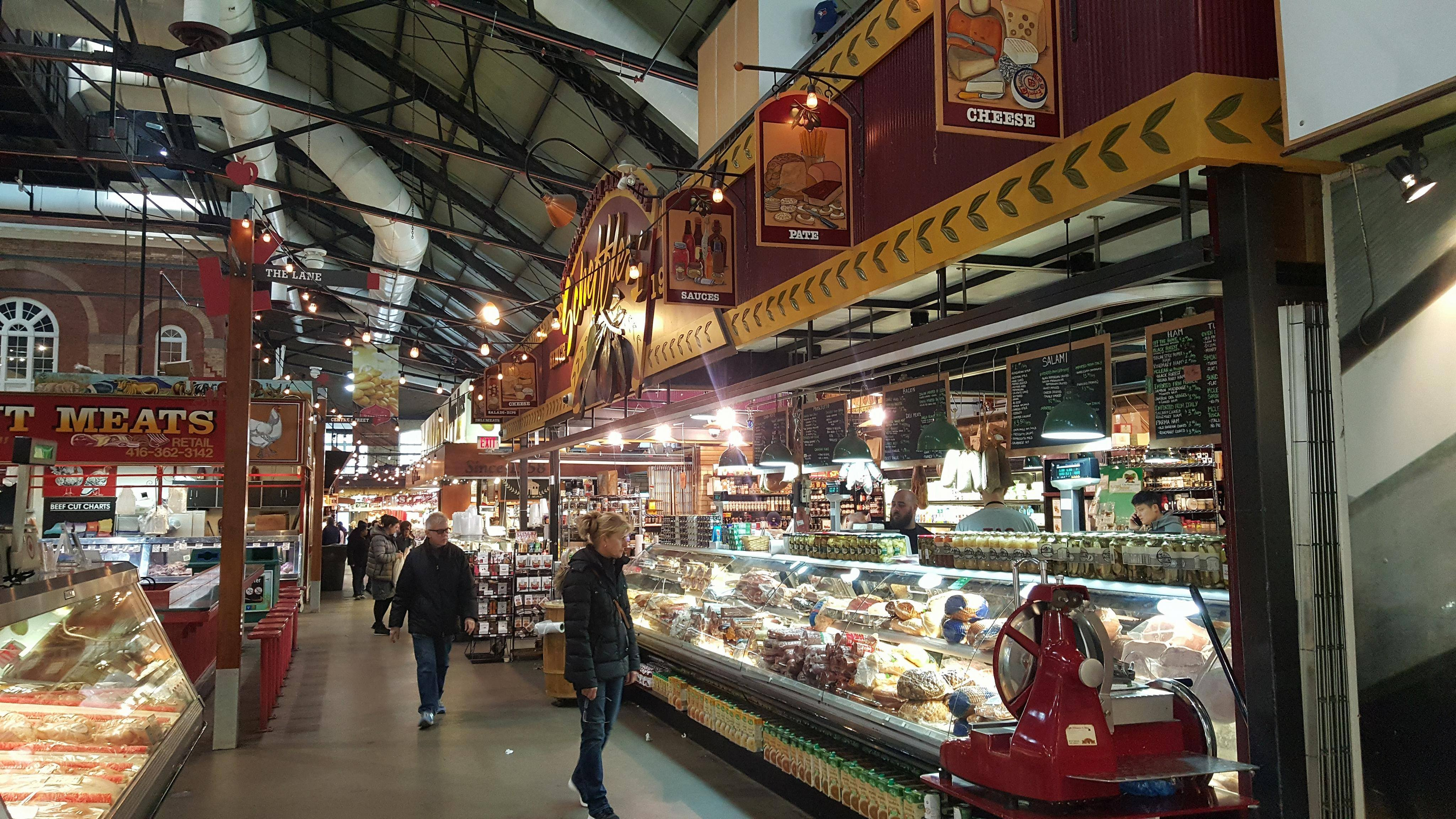 Saint Lawrence market - IT Girl