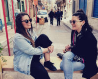 Το It Girl ανακαλύπτει την Αθήνα παρέα με την Εβίνα Αλεξανδρή