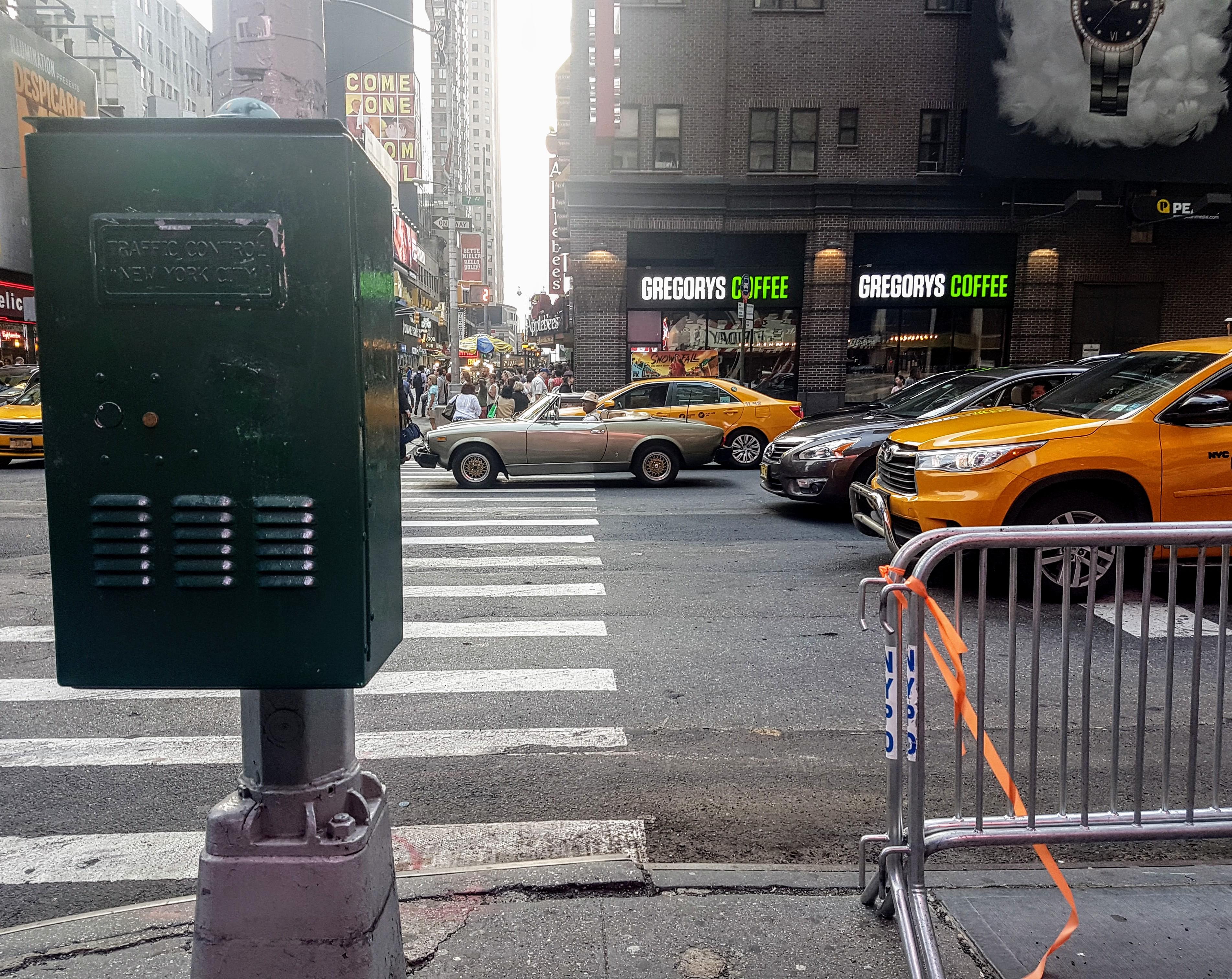 New York_street