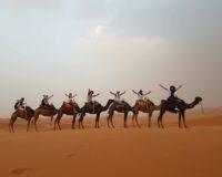 Ταξίδι στο Μαρόκο: Νύχτες Μαγικές στην έρημο Σαχάρα