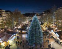 Το It Girl περνά Χριστούγεννα σαν παραμύθι στο Λουξεμβούργο!