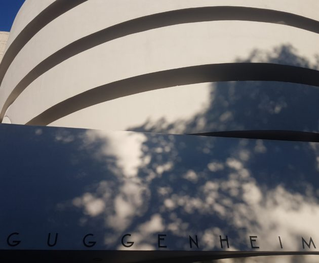 To It Girl επισκέπτεται και τα 3 μουσεία Guggenheim!