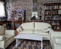 #Συνεχίζουμε_σπίτι: Μέσα στο ατελιέ του Νίκου Χατζηκυριάκου-Γκίκα
