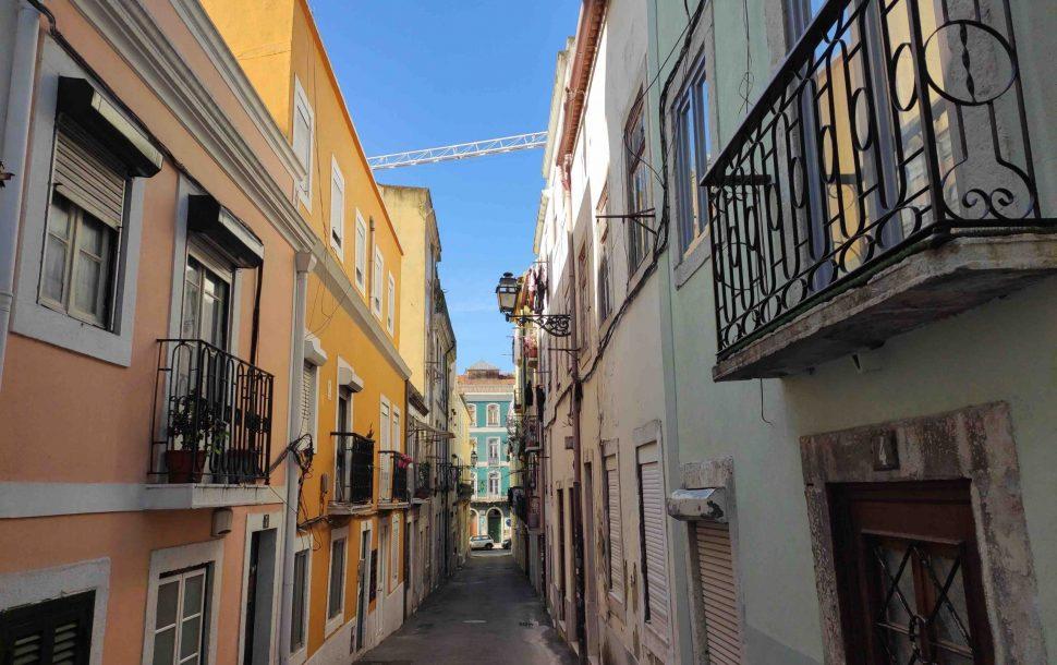 Covid Chronicles: Νέα xρονιά από… τη Λισαβόνα!