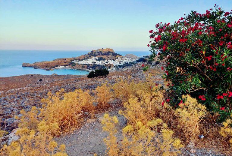 7 ημέρες στα Δωδεκάνησα: Island hopping σε Ρόδο, Χάλκη και Τήλο!